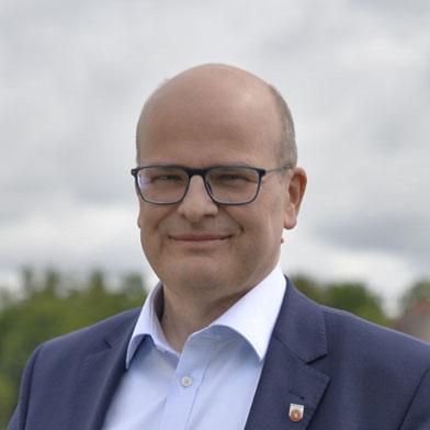 Prezydent Grudziądza Maciej Glamowski